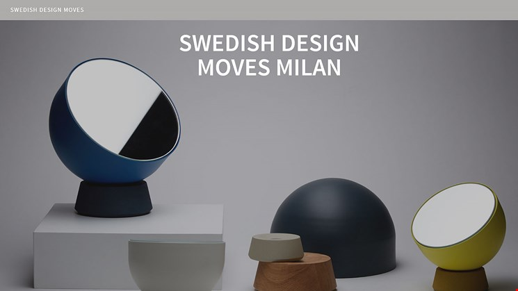Swedish Design Moves