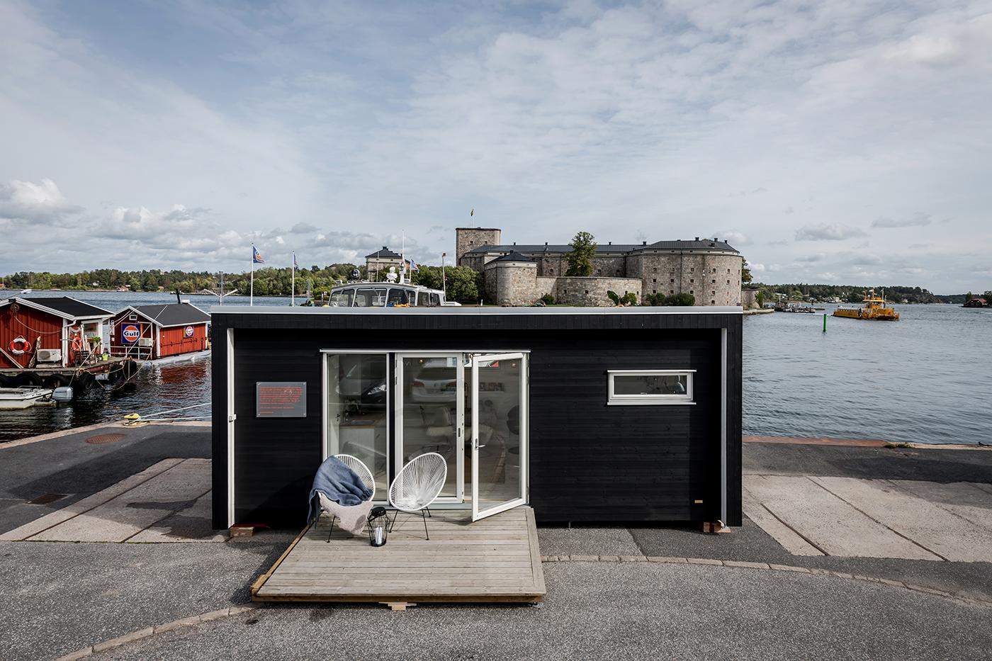 Höstvisning i Åkersberga den 13 oktober