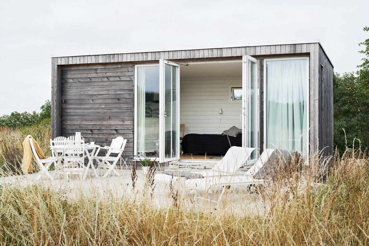 E20 är ett vinterbonat Attefallshus nyckelfärdigt levererat direkt till din tomt