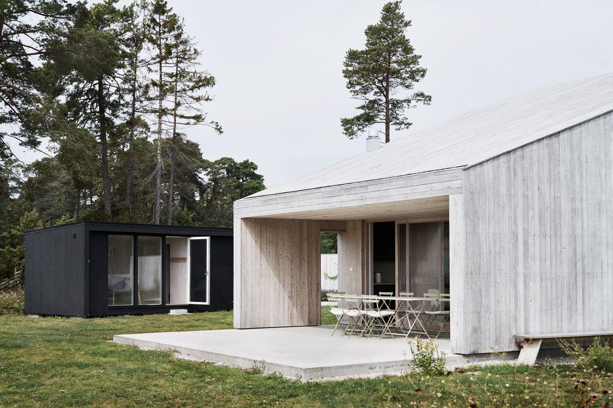 arkitektritat sommarhus