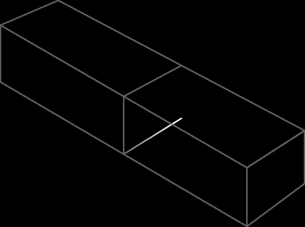 sammanbyggda moduler illustration