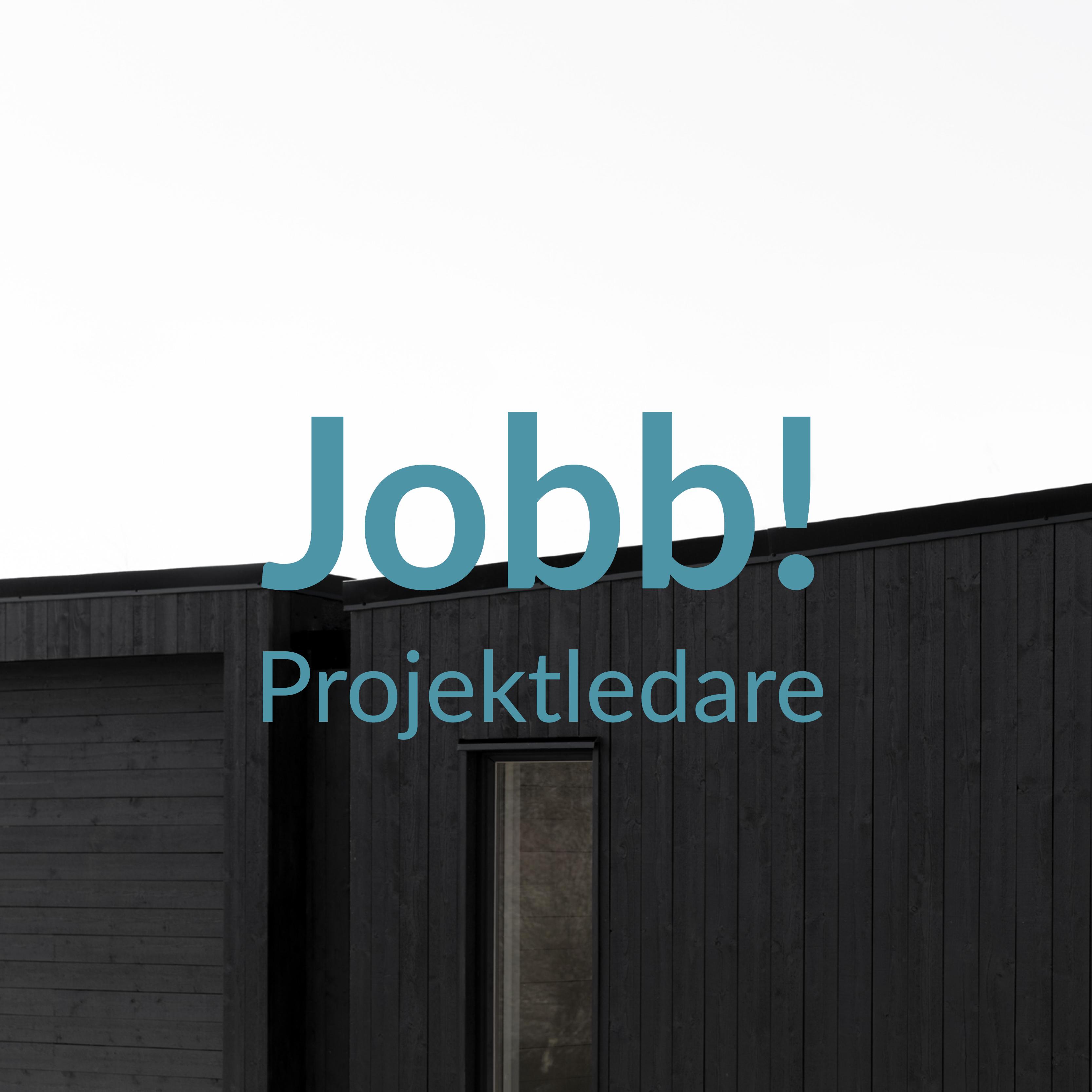 Projektledare inom småhus och träbyggande